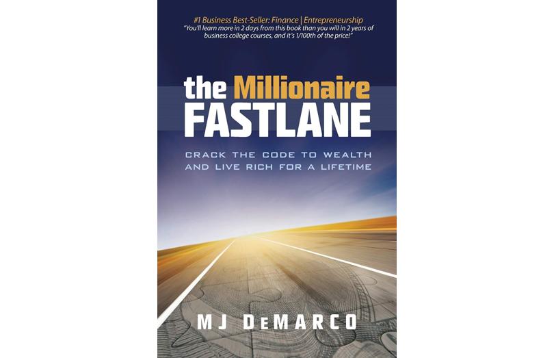 The Millionaire Fastlane Buch