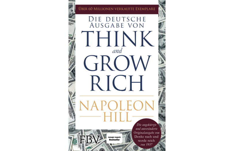 Think and Grow Rich Buch