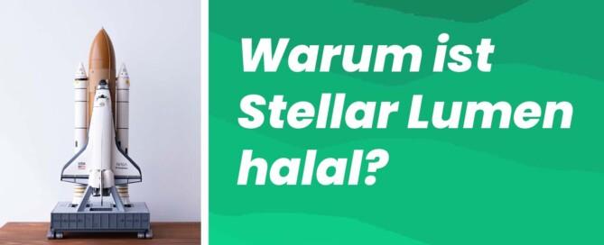 Das Scharia-Zertifikat zu Stellar Lumen