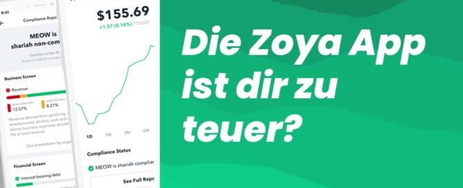 So kannst du Zoya auch nutzen
