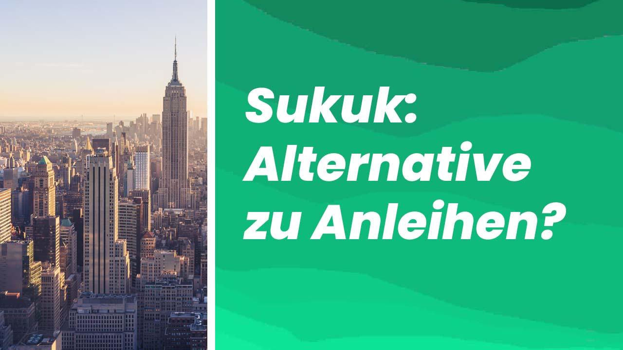 Was sind Sukuk-Anleihen