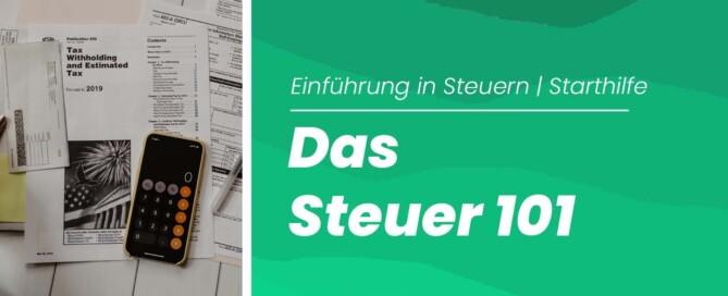 Einführung in Steuern für Aktien